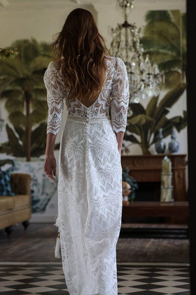 robe de mariée Manon Pascual 2020