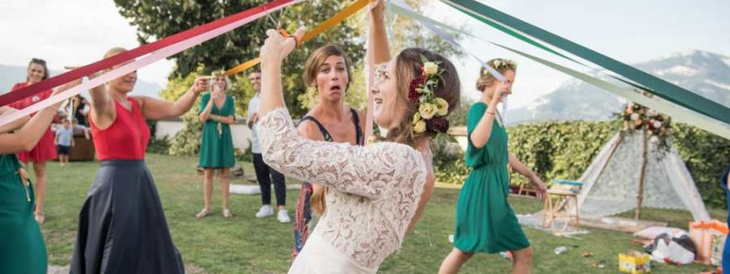 Vrai Mariage : Gwennoline et Nicolas