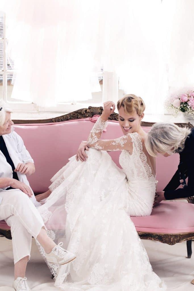 robe de mariée atelier emelia