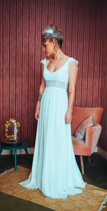 Robe de mariée Elsa Gary 2020