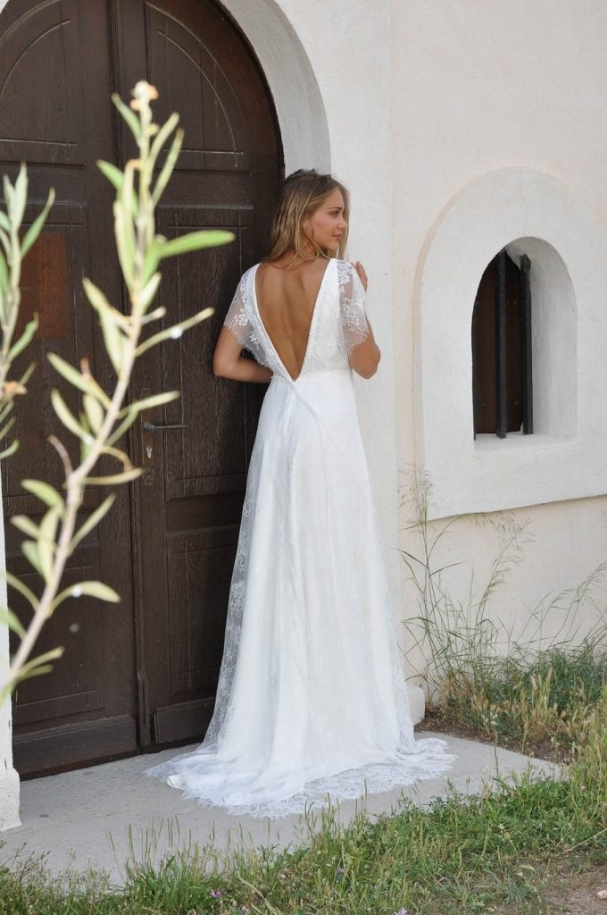 Robe les mariées de provence