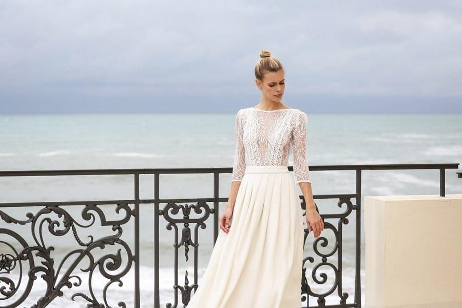 Robe de mariée Confidentiel Création