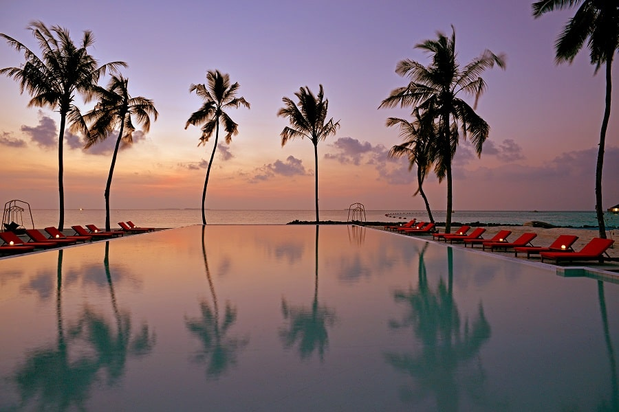 Sun Aqua Iru Veli maldives voyage de noces
