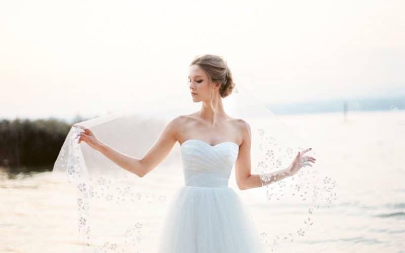 Comment assortir son voile à sa coiffure de mariée ?