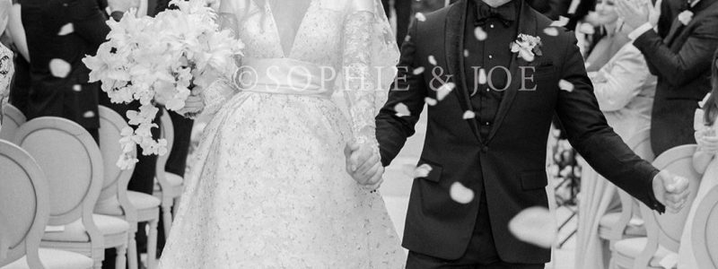 Real Wedding - Sophie-turner-joe-jonas