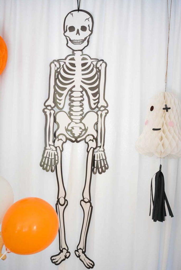 décoration halloween enfants
