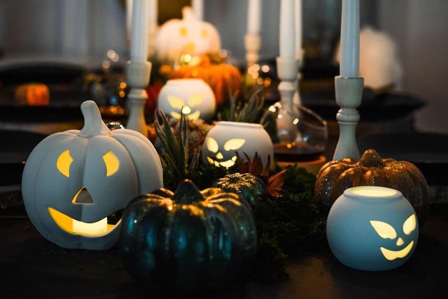 idée décoration halloween