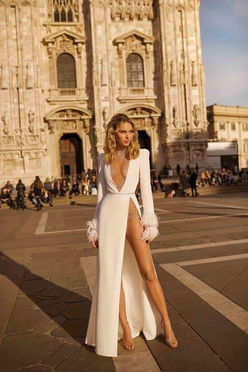 robes de mariée berta 2020