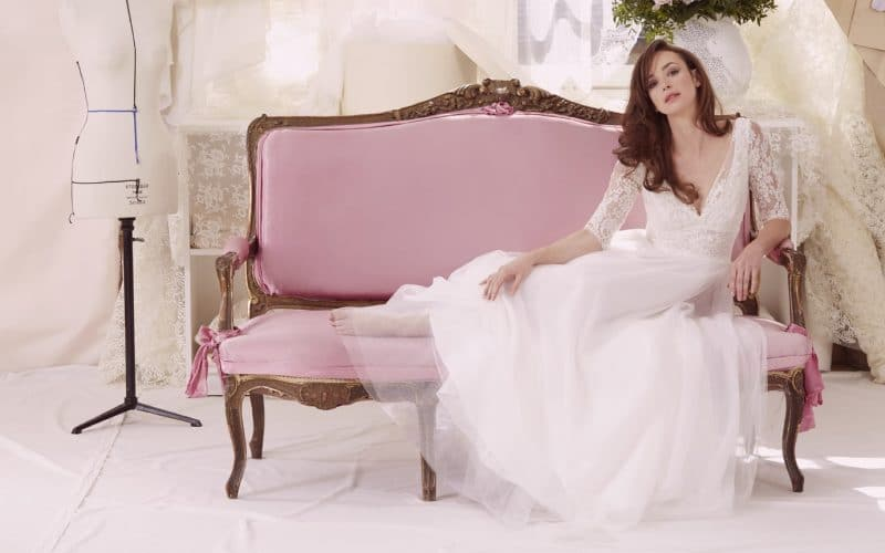 Robes de mariée : Atelier Emelia 2020