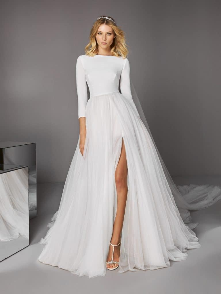 Robes de mariée Pronovias collection 2020