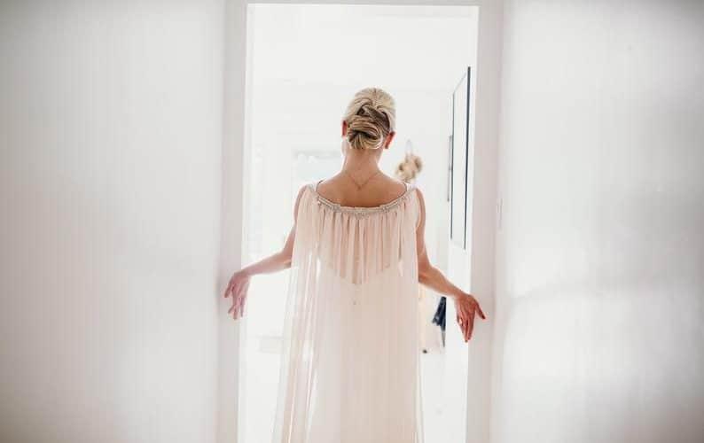 Mode Mariage : 20 capes de mariée vraiment canons !