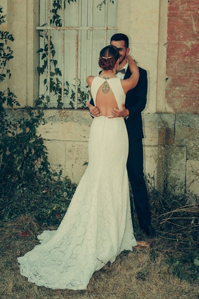 robe de mariée 2000 €