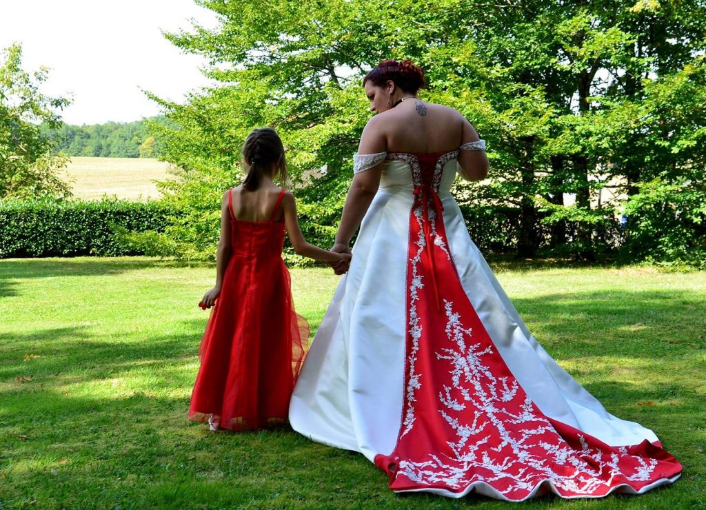 robe de mariée 1100 €