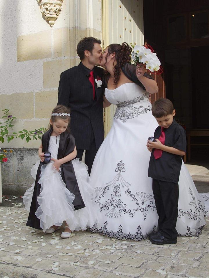 robe de mariée 650 €