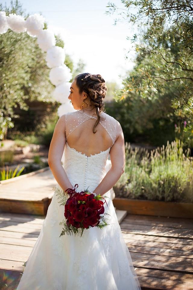 robe de mariée 800 €