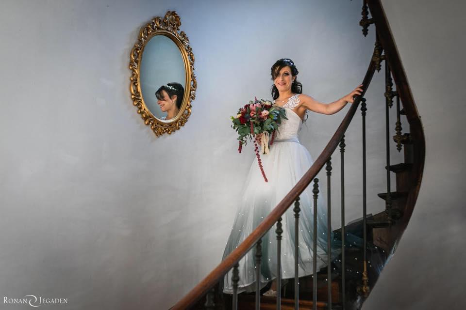 robe de mariée créateur 3600 €