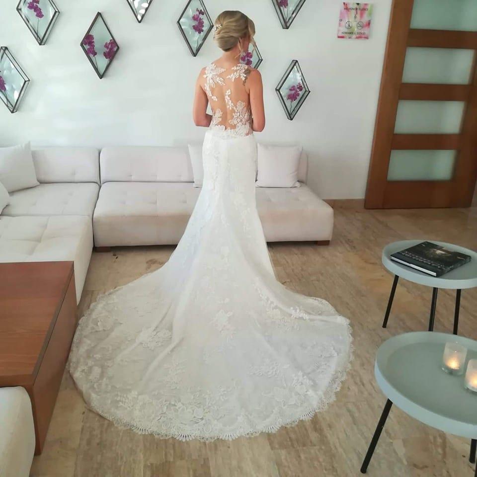 robe de mariée pronovias 960 €