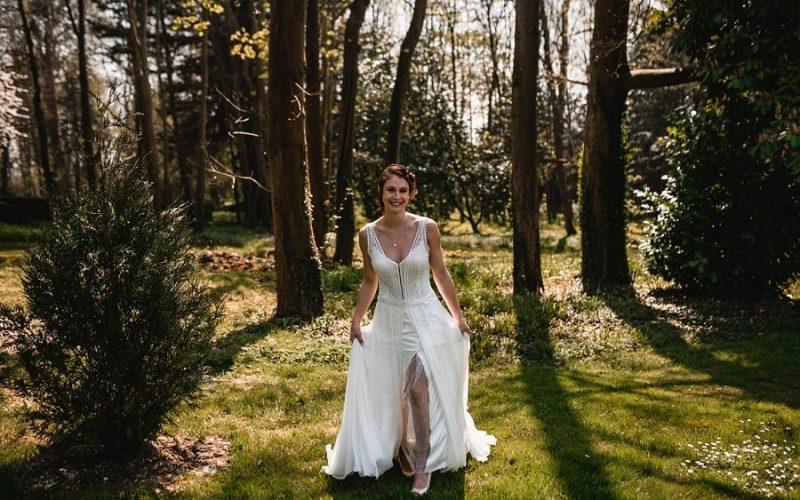 Quel est le prix d'une robe de mariée ?