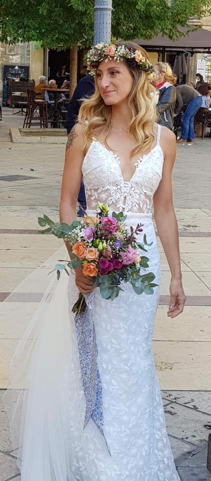 robe de mariée wish 15 €