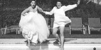 35 idées de photos pour votre trash the dress