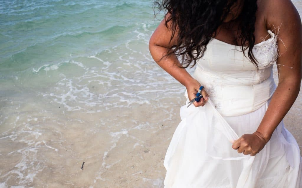 Trash the Dress collectif en Guadeloupe