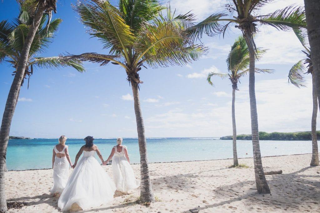 Trash the Dress collectif en Guadeloupe