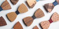 Wood&Chic les noeuds-papillon en bois éco-friendly