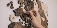 50 idées déco pour un mariage thème voyages