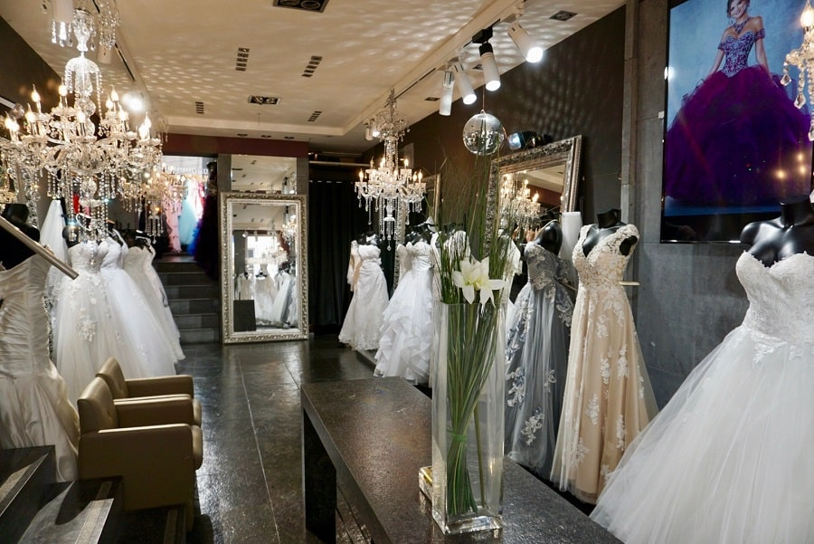 magasin mariage belgique
