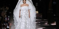 Robes de mariée haute Couture 2020