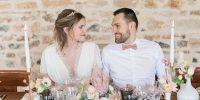 {Inspiration} Mariage «Pause romantique intemporelle»
