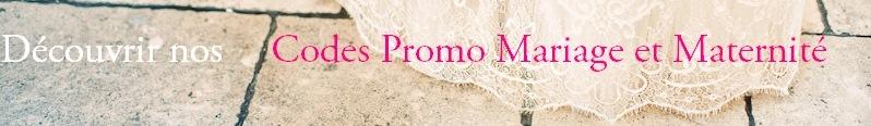 code promo mariage