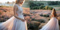 {Mode Mariage} Une robe de mariée à paillettes !