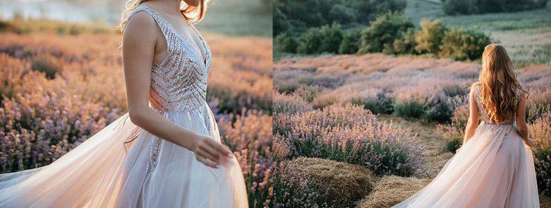 robe de mariée paillettes
