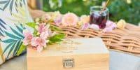 {Concours} Une jolie boîte à thé personnalisée pour la fête des mères