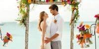 Se marier et faire son voyage de noces sur la même île grâce à l'expertise de Tropicalement Vôtre