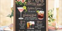 Quelles boissons servir à mon mariage ?