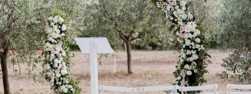 Mariage et cérémonie laique