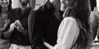 10 idées à garder du mariage de Caroline Receveur et Hugo Philip