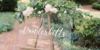 #Shopping Des panneaux de bienvenue pour accueillir vos invité ·e·s de mariage