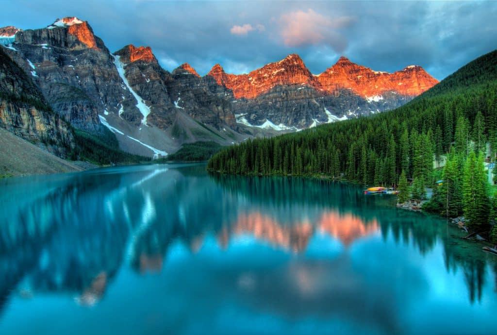 Faire un road-trip au Canada