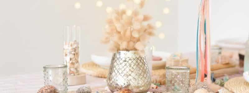 décoration anniversaire sirène
