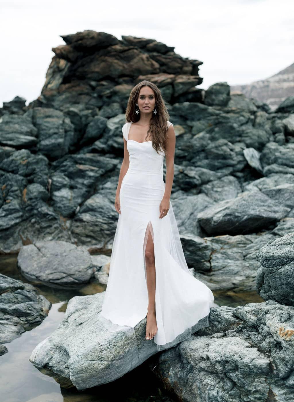 Robes de mariée : Rime Arodaky 2021