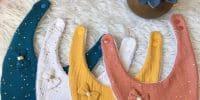 {Shopping} Des bandanas pour bébé