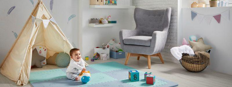 tapis de sol pour bébé
