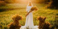 25 robes de mariée champêtres à moins de 500 €