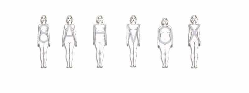 morphologie robe de mariée