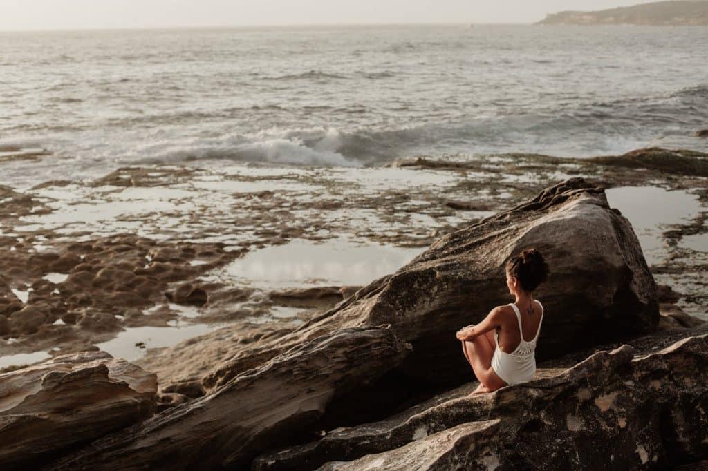 cours de yoga enterrement de vie de jeune fille