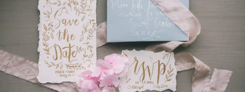 handwritten love writing letter