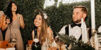 Le néon : l'accessoire tendance des décorations de mariage 2021 !